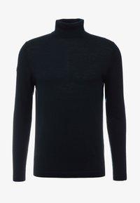 Superdry - EDIT ROLL NECK - Pullover - nightwatch black - 4