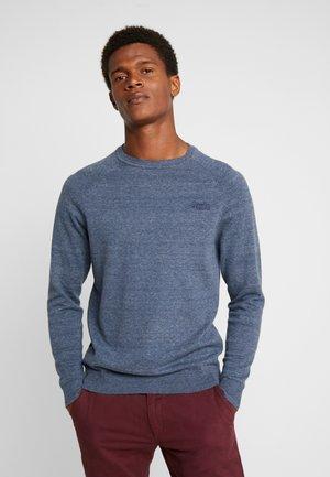 ORANGE LABEL  - Pullover - buck blue grindle