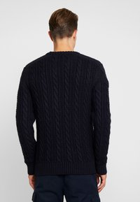 Superdry - JACOB CREW - Maglione - downhill navy - 2