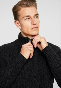 Superdry - JACOB - Pullover - magma black twist - 3