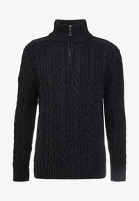 Superdry - JACOB - Pullover - magma black twist - 4