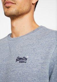 Superdry - ORANGE LABEL CREW  - Sweatshirt - creek blue grindle - 5