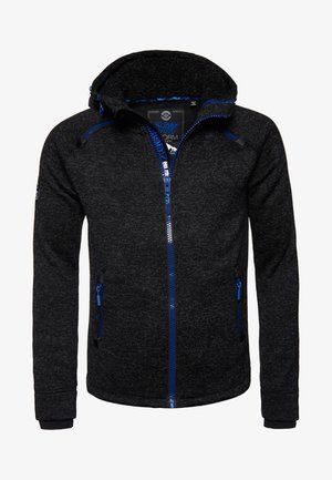 STORM - Zip-up hoodie - dark grey