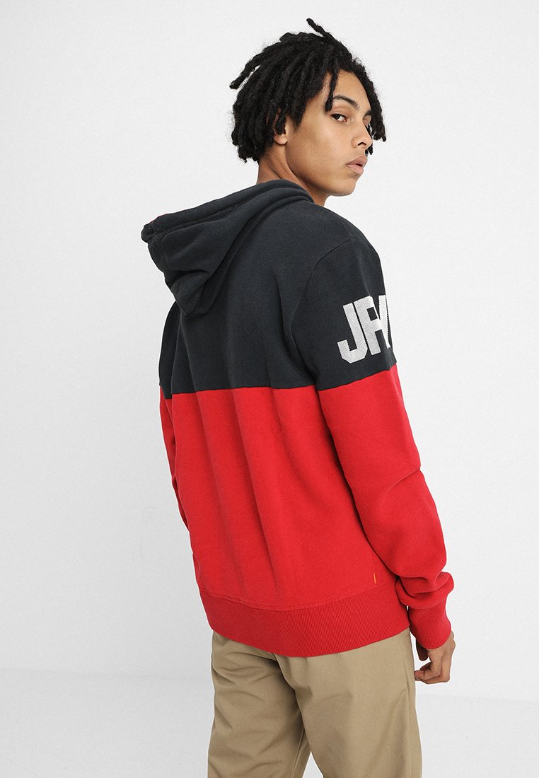 Panel Black Capuche Eagle eagle Store Superdry Red À HoodSweat 7Yybgf6