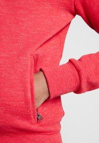 Superdry - ORANGE LABEL CALI - Hoodie met rits - red feeder - 6