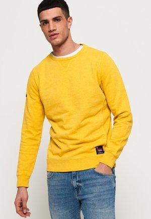 Felpa - yellow