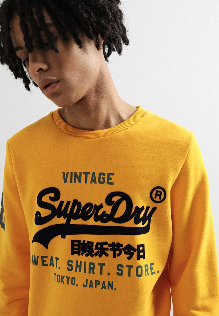 Yellow Academy Felpa Felpa Superdry Superdry ukPXOZi