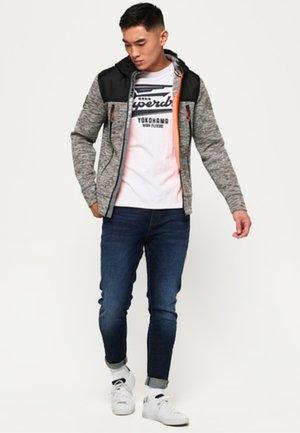 MOUNTAIN TECH - veste en sweat zippée - light grey