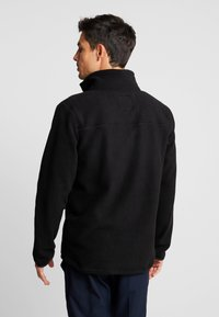 Superdry - POLAR INTERNATIONAL TRACK - Fleece trui - black - 2