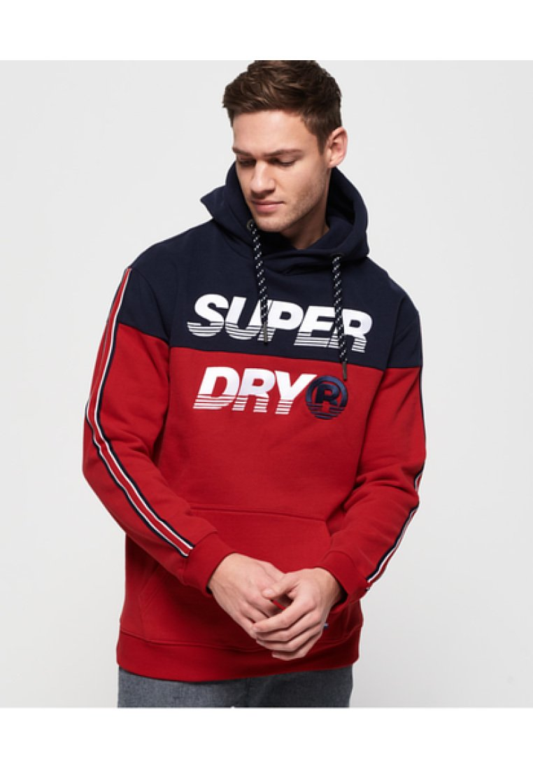 Sweat CapucheRed À Superdry Superdry CapucheRed Superdry CapucheRed À Sweat À Sweat Sc3R5A4jLq