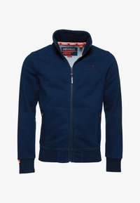 Superdry - ORANGE LABEL TRACK - Sudadera con cremallera - dark indigo - 3
