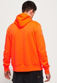 Superdry - LA ATHLETICS - Hoodie met rits - orange - 2