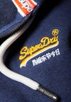 Superdry - Sweatjacke - blue