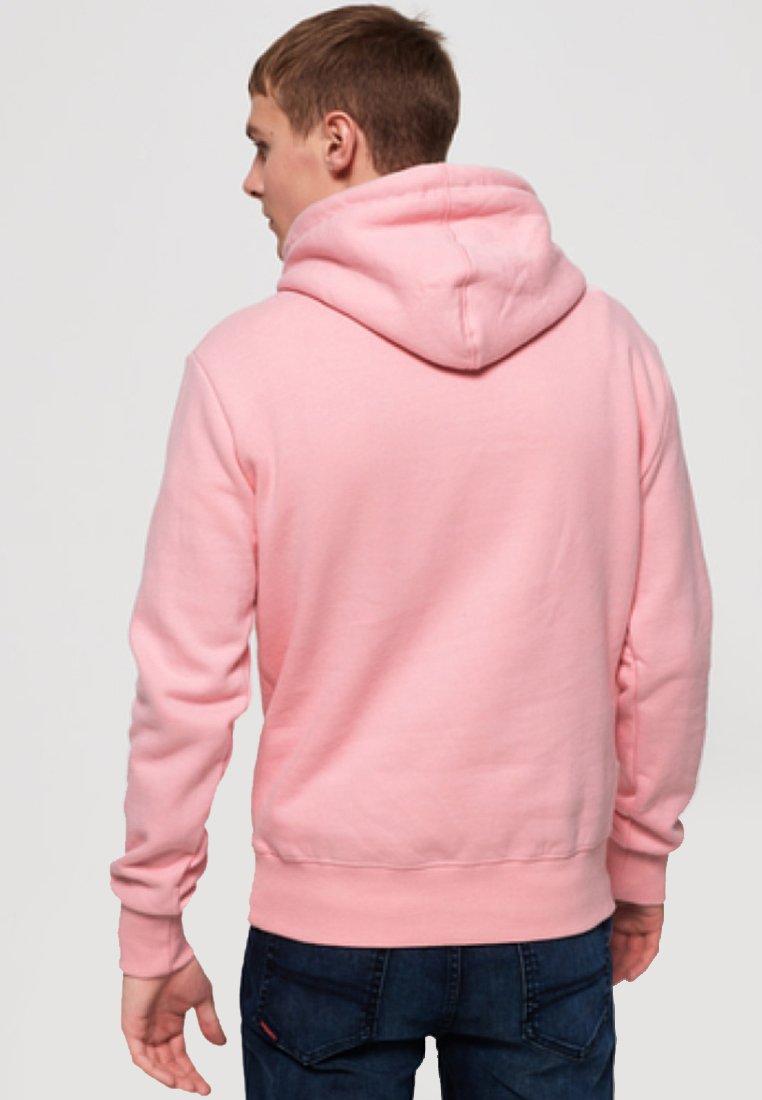 Capuche À Pink Capuche Superdry À PastelSweat À PastelSweat Capuche Superdry Superdry Pink PastelSweat cKJl1F