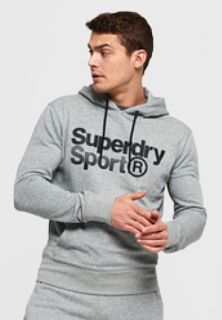 Superdry Sweat Superdry À À Sweat CapucheHeather CapucheHeather Gray SGqUzVLpM