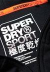 Superdry - Sweatjakke /Træningstrøjer - black