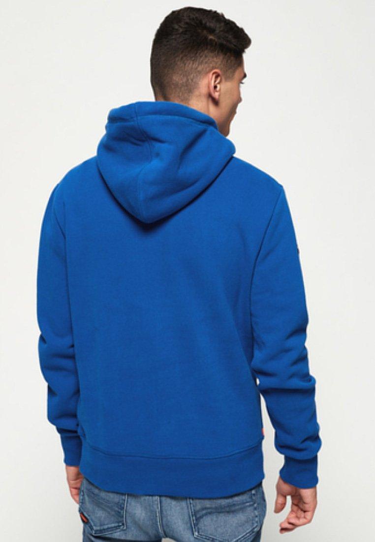 Superdry TonalSweat Blue À À Capuche Capuche Blue Superdry TonalSweat 5AqR3jL4