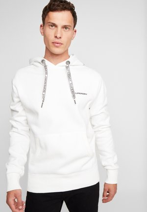 URBAN ATHLETIC HOOD - Luvtröja - optic