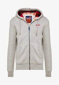 Superdry - Bluza rozpinana - jasper grey grindle - 4