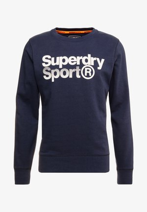 CORE SPORT CREW - Sweatshirt - navy