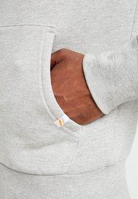 Superdry - ZIP HOOD - veste en sweat zippée - grey marl - 6
