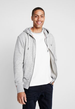 ORANGE LABEL LITE ZIPHOOD - Hoodie met rits - track grey grindle