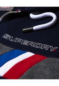Superdry - Sudadera con cremallera - dark blue - 3