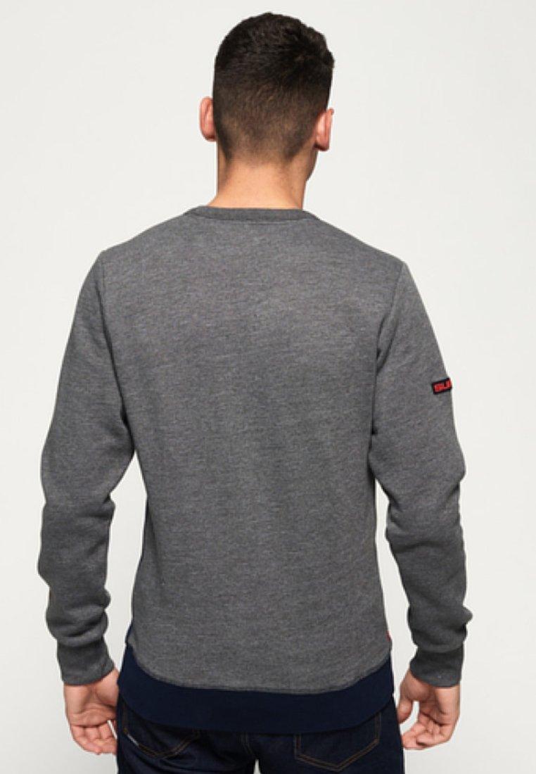 Sweatshirt Sweatshirt Grey Grey Superdry Superdry Superdry nXkNO8wP0