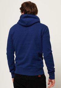 Superdry - Hoodie - blue - 1