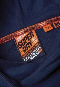 Superdry - Hoodie - blue - 4
