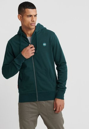 COLLECTIVE - Sweatjacke - green
