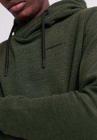 Superdry - Hoodie - green - 3