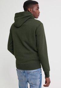 Superdry - Hoodie - green - 2