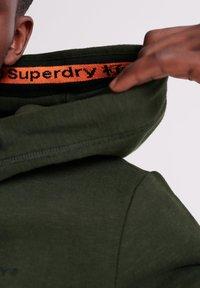 Superdry - Hoodie - green - 4