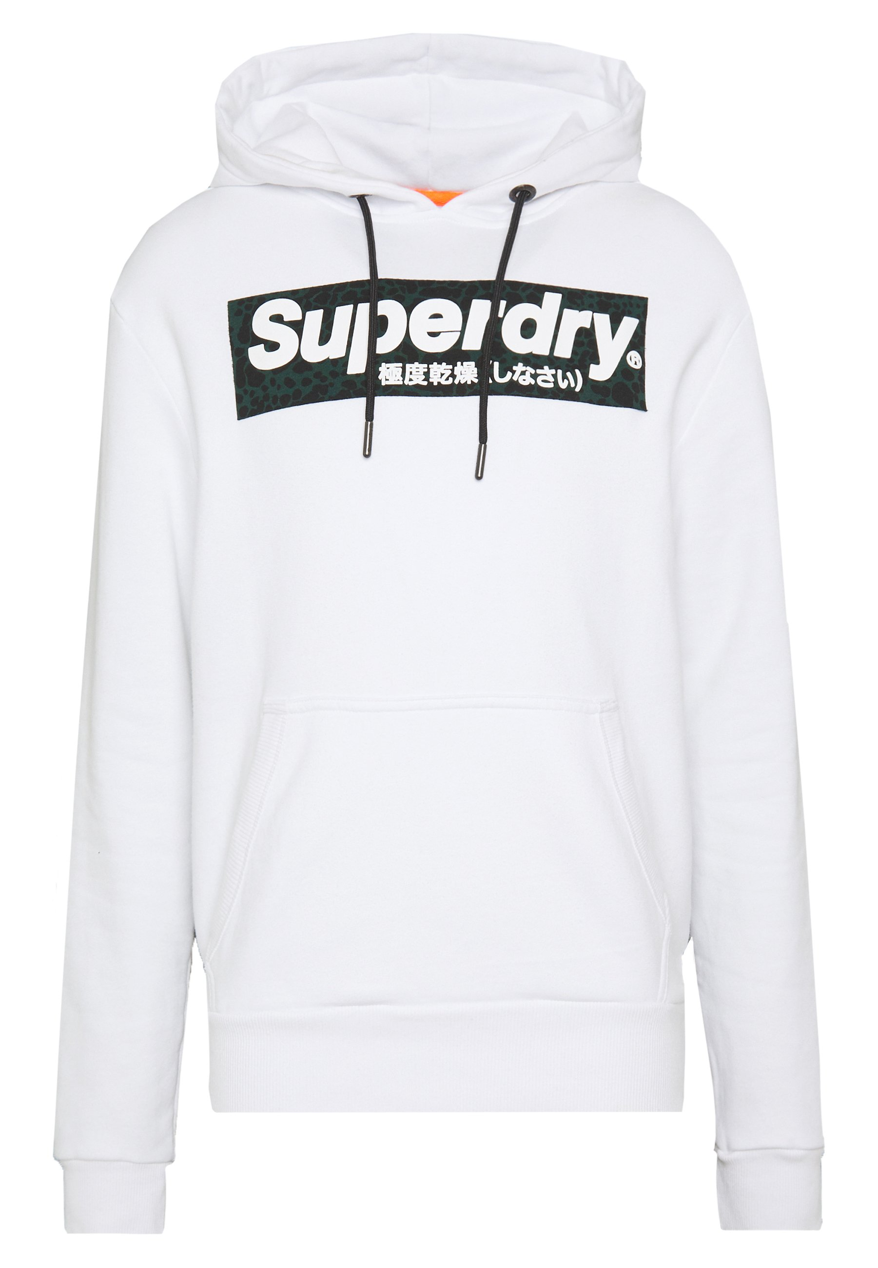 Superdry Camo International Hood - Hoodie Optic