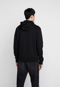 Superdry - TREKKER ZIP HOOD - Sweatjacke - black - 2