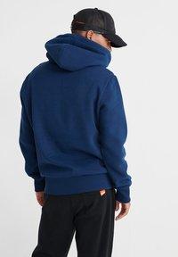 Superdry - Hoodie met rits - blue - 2