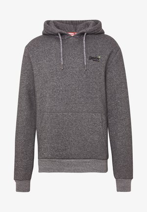 ORANGE LABEL - Kapuzenpullover - mid grey