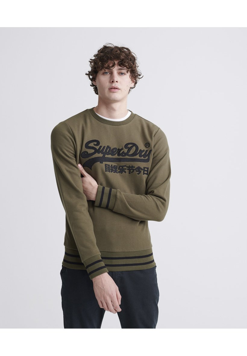 Superdry Bluza - chive