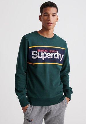 Sweatshirt - academy green