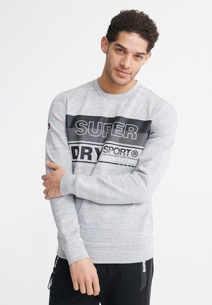 Sweatshirt - light grey marl