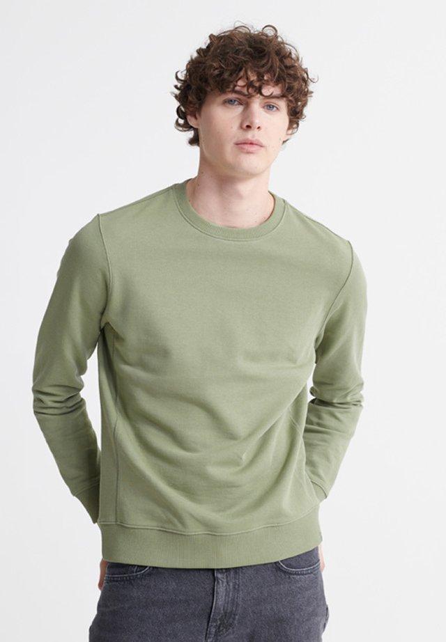 STANDARD LABEL - Sweatshirt - oil green