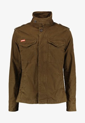 ROOKIE DECK  - Summer jacket - olive