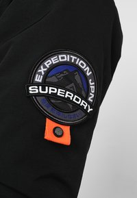 Superdry - EVEREST  - Winterjas - black - 7
