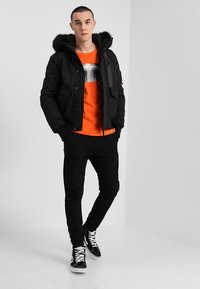 Superdry - EVEREST  - Winterjas - black - 1