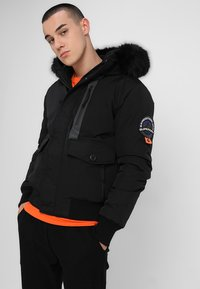 Superdry - EVEREST  - Winterjas - black - 5