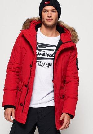 EVEREST - Abrigo de invierno - red