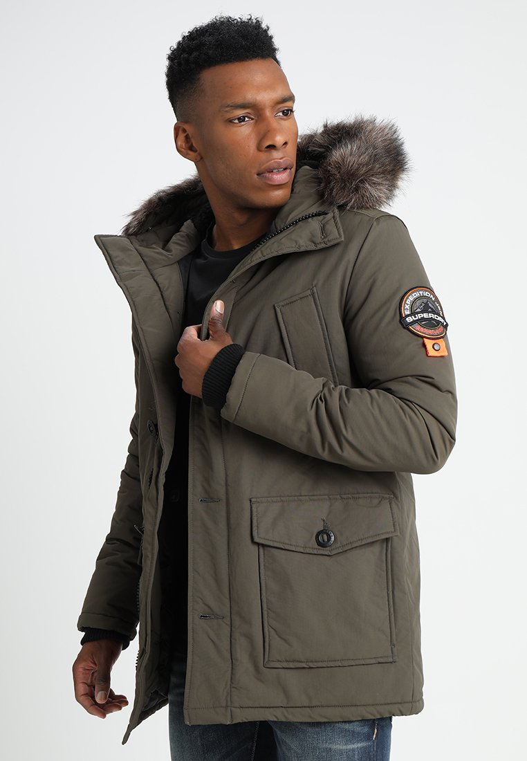 Superdry - EVEREST - Veste d'hiver - khaki