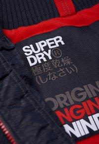 Superdry - POLAR SD-WIND ATTACKER - Light jacket - indigo blue/shining red - 4