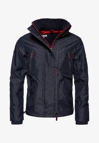 Superdry - POLAR SD-WIND ATTACKER - Light jacket - indigo blue/shining red - 5